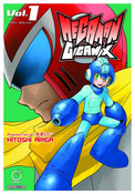 Megaman Gigamix Manga Volume 1