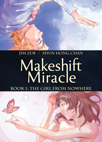 Makeshift Miracle Manga Volume 1 (Hardcover) (Color)