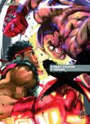 Street Fighter X Tekken Artworks