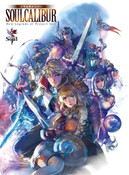 Soul Calibur New Legends of Project Soul Artbook