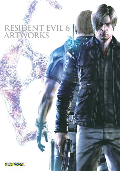 Resident Evil 6: Artworks Artbook