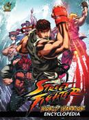 Street Fighter World Warrior Encyclopedia (Hardback)
