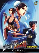 Street Fighter Legends Chun Li (Hardcover)