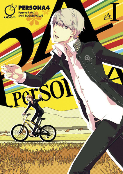 Persona 4 Manga Volume 1