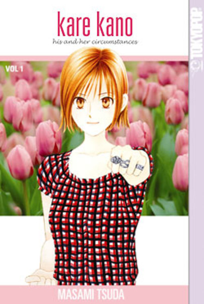 Kare Kano Manga Volume 1