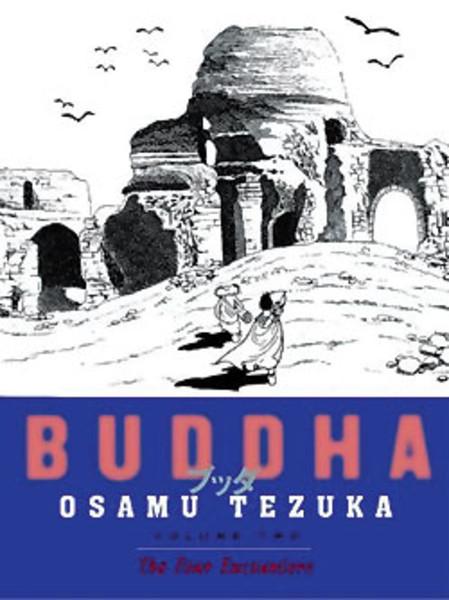 Buddha Manga Volume 2
