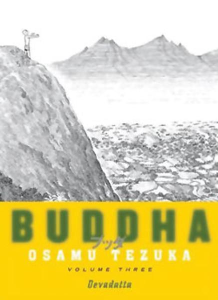 Buddha Manga Volume 3