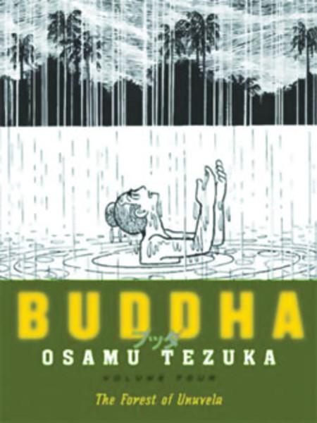Buddha Manga Volume 4