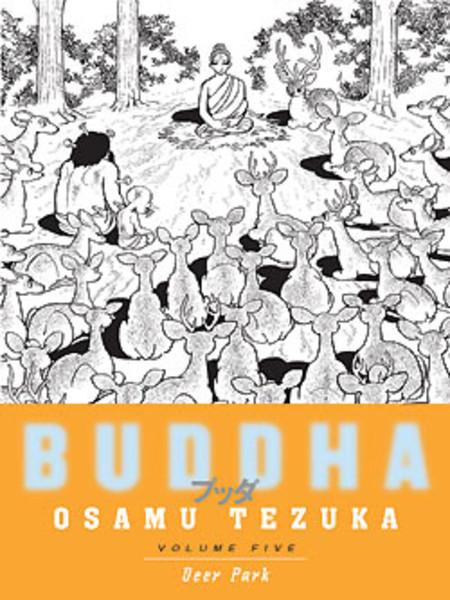 Buddha Manga Volume 5