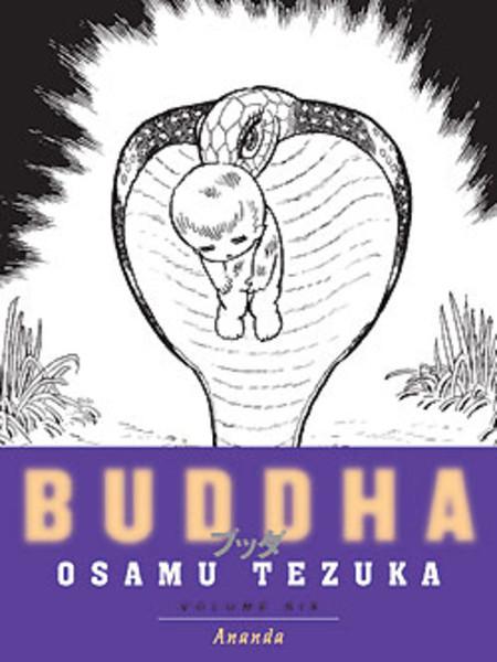Buddha Manga Volume 6