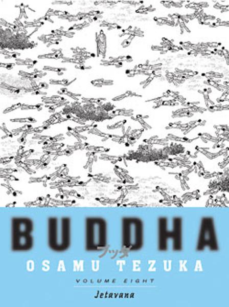 Buddha Manga Volume 8