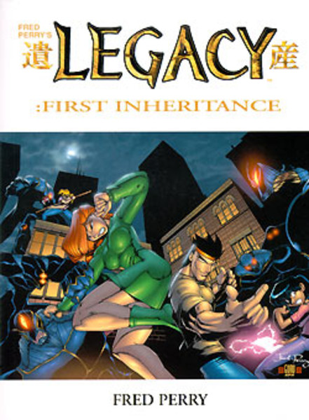 Legacy: First Inheritance Manga