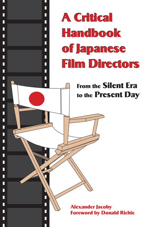 Critical Handbook of Japanese Film Directors