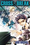 Cross x Break Manga Volume 2