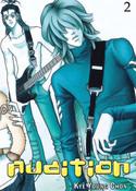 Audition Manga Volume 2