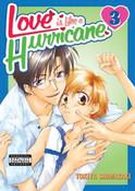 Love is Like a Hurricane Manga Volume 3