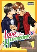 Love is Like a Hurricane Manga Volume 5