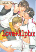 Love+alpha Manga