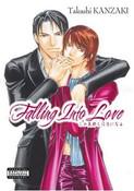 Falling into Love Manga