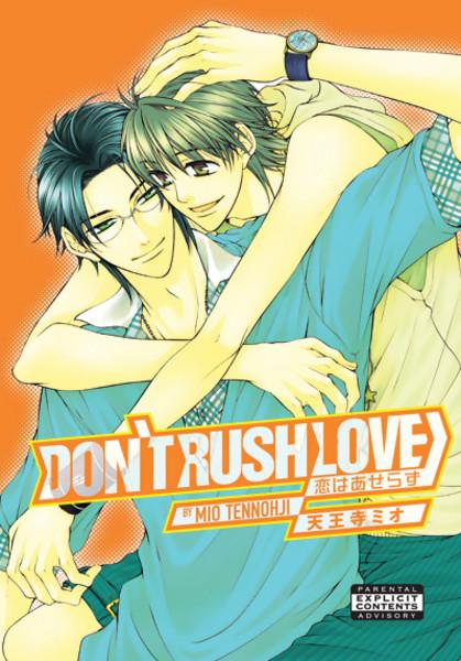 Don't Rush Love Manga