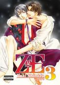 Ze Manga Volume 3