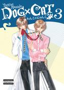 Dog X Cat Manga Volume 3