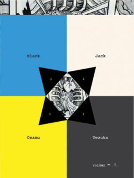 Black Jack Manga Volume 1