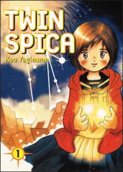 Twin Spica Manga Volume 1