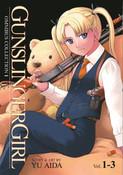 Gunslinger Girl Manga Omnibus 1 (Vols 1-3)