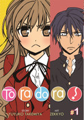Toradora! Manga Volume 1