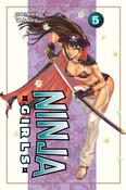 Ninja Girls Manga Volume 5