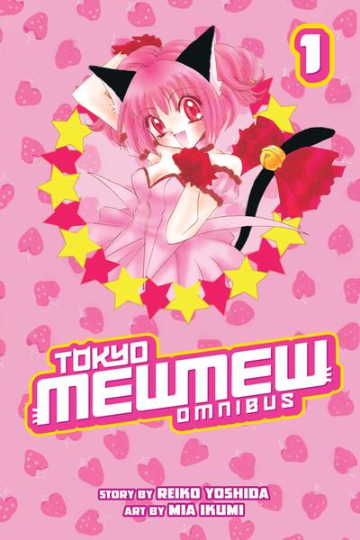Tokyo Mew Mew Manga Omnibus Volume 1