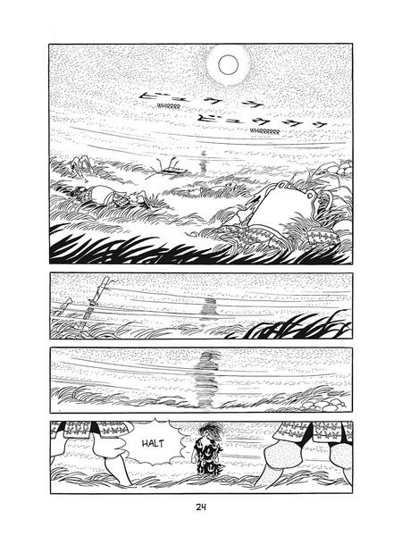Dororo Manga