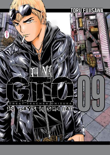 GTO 14 Days in Shonan Manga Volume 9