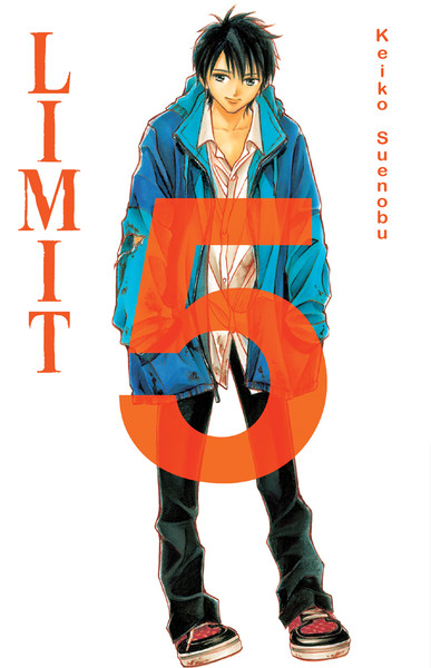 The Limit Manga Volume 5