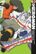 HeroMan Manga Volume 3