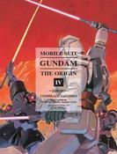 Mobile Suit Gundam The Origin Manga Volume 4 (Hardcover)
