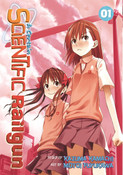 A Certain Scientific Railgun Manga Volume 1