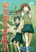 A Certain Scientific Railgun Manga Volume 3