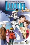 Amazing Agent Luna Manga Volume 8