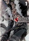 Jack the Ripper Hell Blade Manga Volume 1