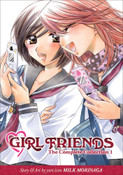 Girl Friends Complete Collection Manga Omnibus 1