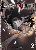 Jack the Ripper Hell Blade Manga Volume 2