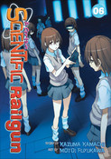 A Certain Scientific Railgun Manga Volume 6