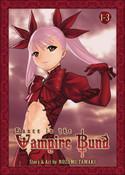 Dance in the Vampire Bund Manga Omnibus 1 (Vols 1-3)