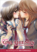 Girl Friends Complete Collection Manga Omnibus 2