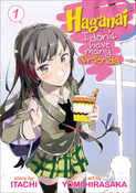 Haganai I Don't Have Many Friends Manga Volume 1
