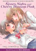 Kisses Sighs and Cherry Blossom Pink Manga Omnibus