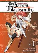 The Sacred Blacksmith Manga Volume 1
