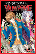 My Boyfriend is a Vampire Manga Omnibus 4 (Vols 9-10)